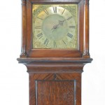 English Tall Case Clock