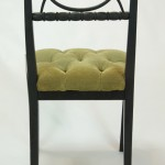 Set of Four Fine English Regency Dining Chairs