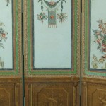 19th Century French Folding Screen