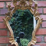 Pair of Venetian Style Mirrors