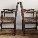 Pair of Early 19th Century French Country Armchairs