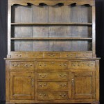 19th Century English Oak Dresser