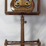 English Regency Duet Stand