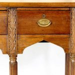 Late 19th Century Federal Style Walnut Sideboard or Huntboard