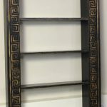 Federal Style Hanging Bookcase