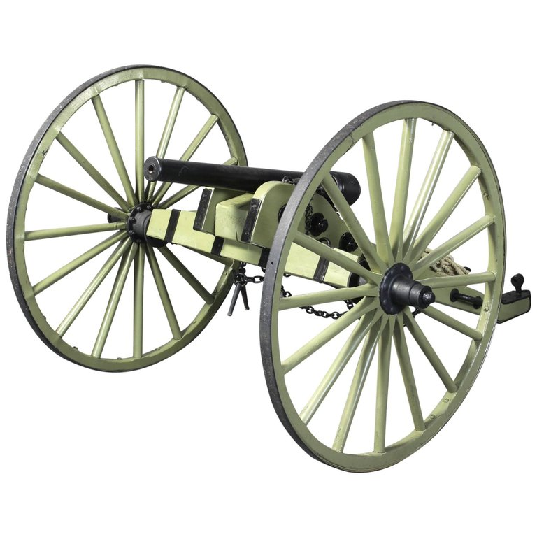 Indian War Cannon