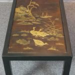 Chinoiserie Lacquered Cocktail Table