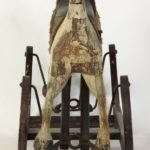 19th Century American Rocking Horse