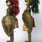 Pair of Mid-19th Century Sicilian Marionettes