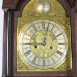 English George III Tall Case Clock