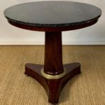 Mid-19th Century French Empire Center Table