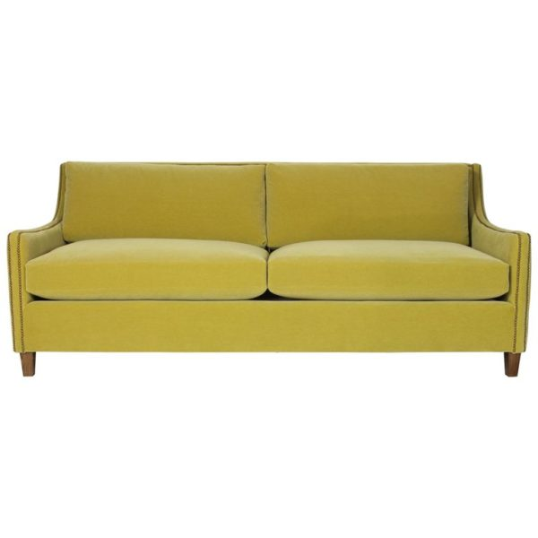 Custom Made Deep Seated Sofa