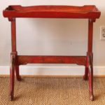 Small Chinoiserie Side Table