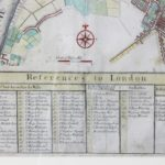 Early 18th Century Map of London