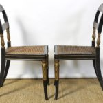 Set of 14 Regency Dining Chairs