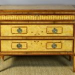 Italian Neoclassical Style Three-Drawer Commode