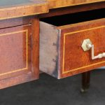 Large Regency Style Partners Desk