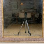 19th Century Swedish Neoclassical Mirror