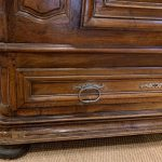 Late 18th Century French Armoire