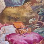 19th Century French Aubusson Allegorical Wall Tapestry