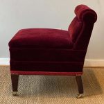 George Smith Slipper Chair