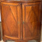 Pair of Late 18th Century French Encoigneurs 'Corner Cabinets'