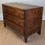 Late 18th Century French Blanket Chest