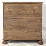 William & Mary Style Chest of Drawers