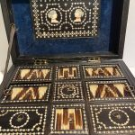 19th Century Anglo-Indian Porcupine Quill Box