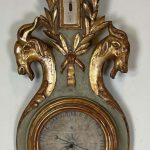 Late 18th Century French Barometer